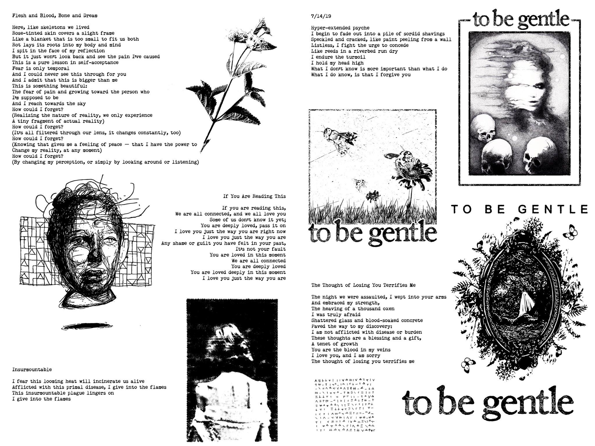To Be Gentle - L'autre Côté de la Peur - Tape