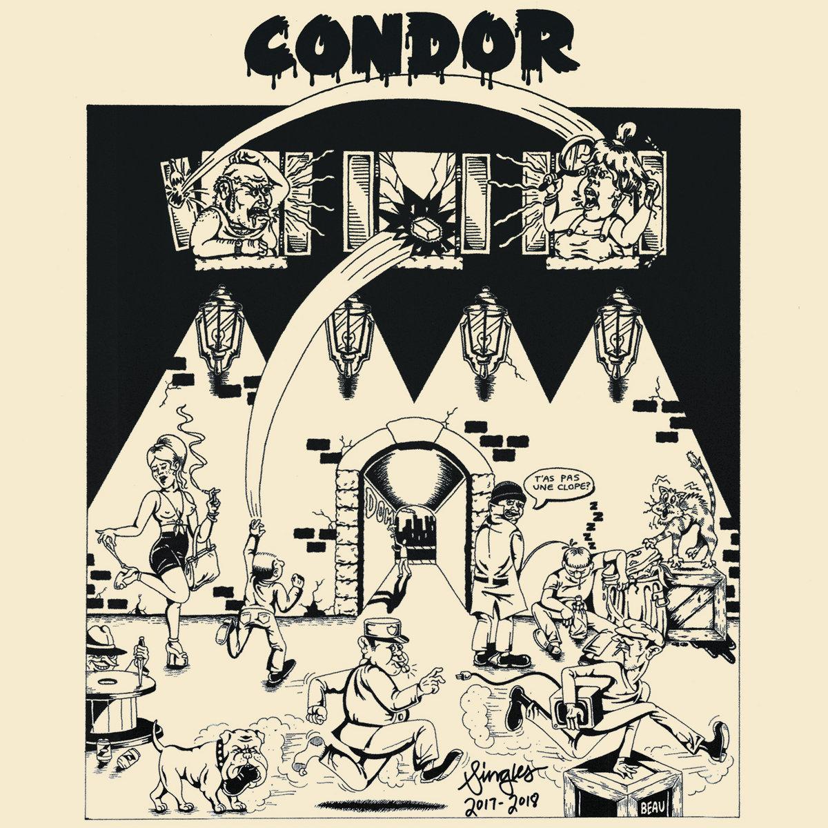 Condor - Singles 2017-2018 LP