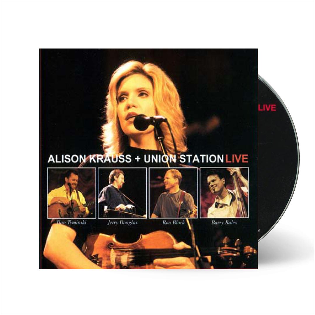 "Alison Krauss & Union Station ""LIVE"""