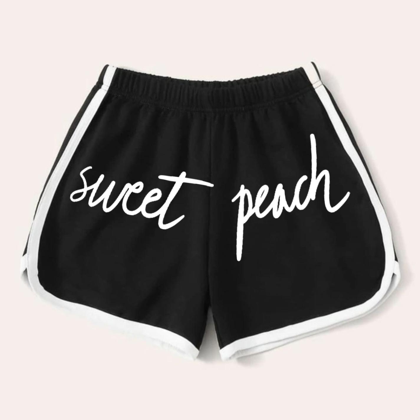 Sweet Peach 🍑 Shorts