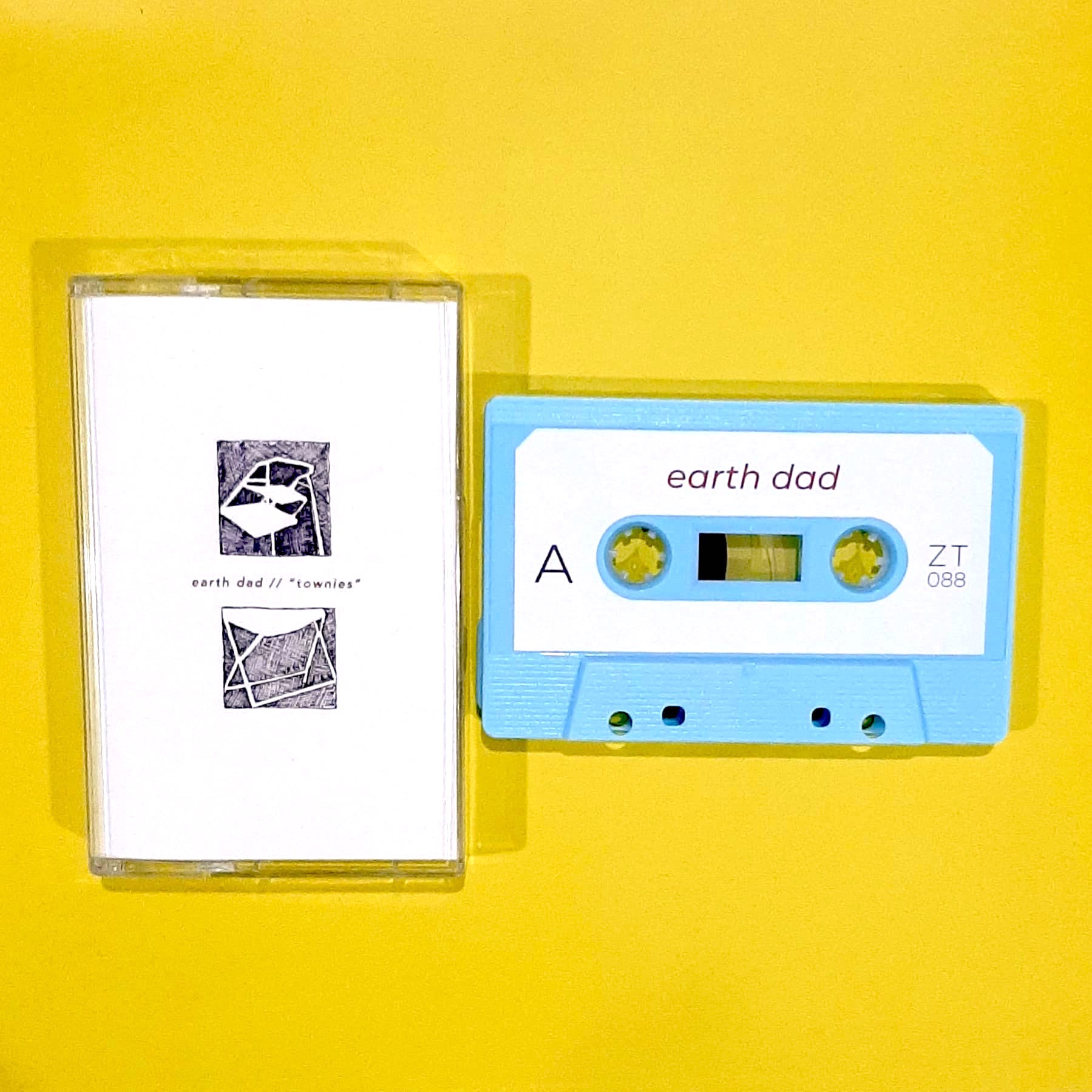 Earth Dad - Townies (Z Tapes)