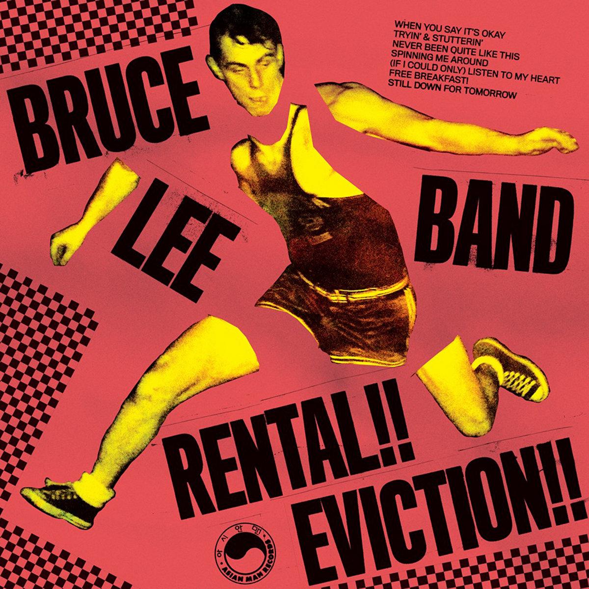 Bruce Lee Band - Rental!! Eviction!! LP