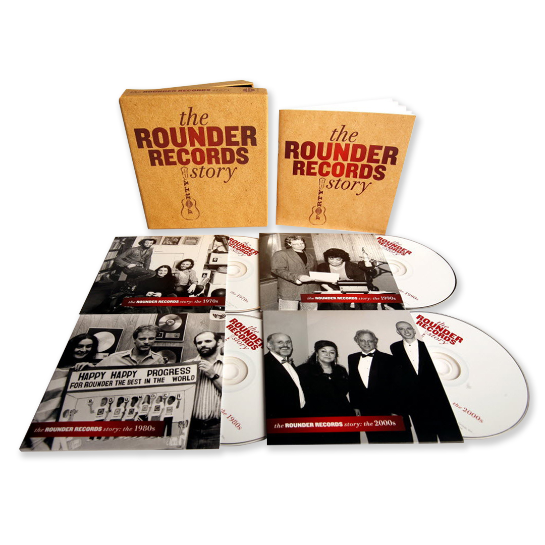 "Various Artists ""The Rounder Records Story"""