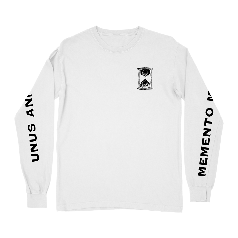 WHITE FOUNDERS LONG SLEEVE