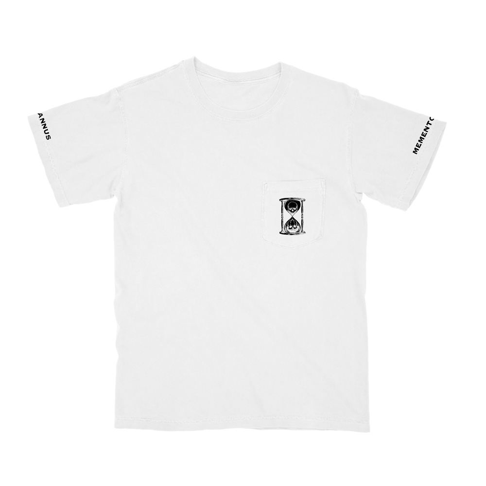 WHITE FOUNDERS TEE