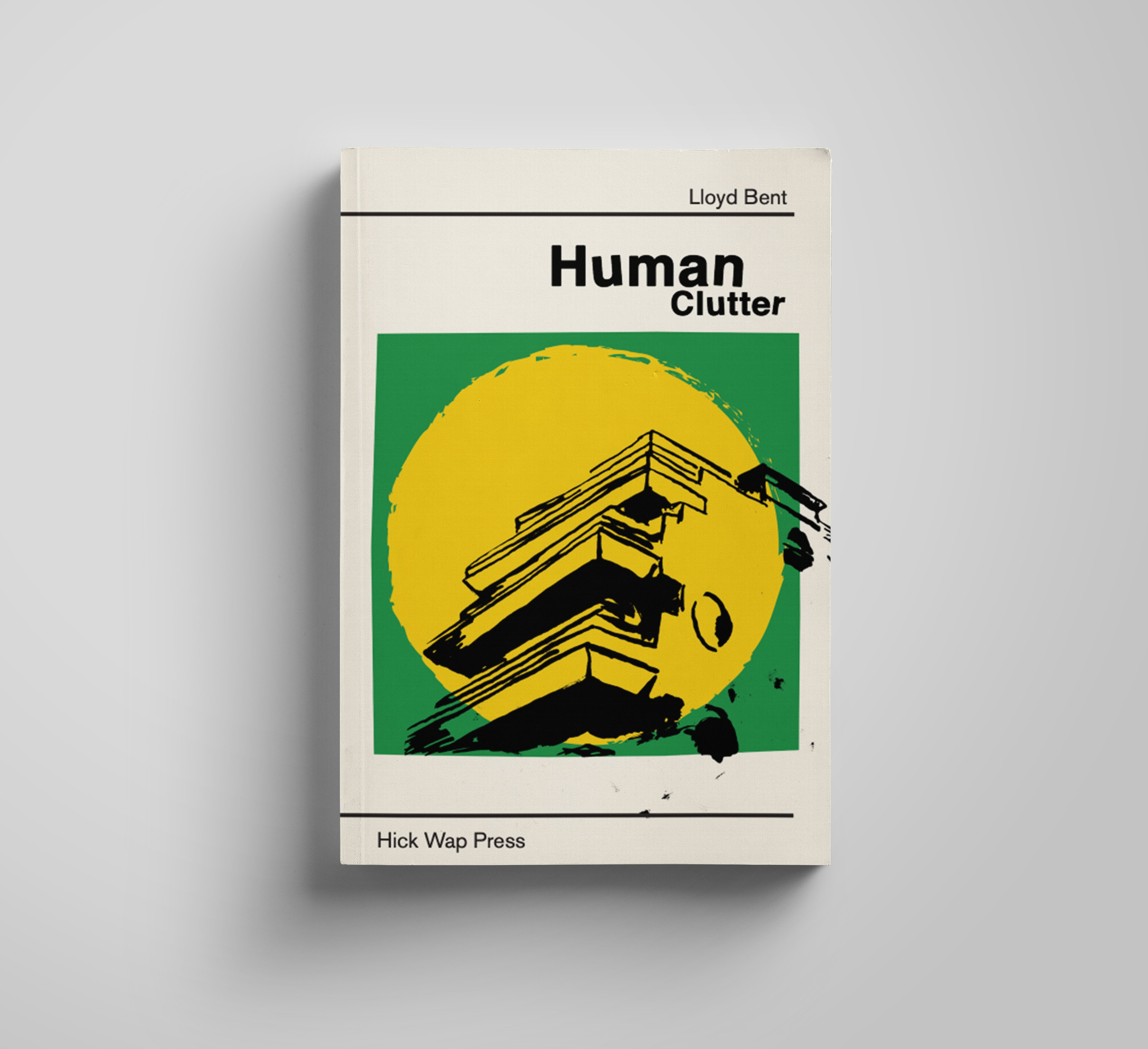 SOLD OUT Human Clutter by Lloyd Bent