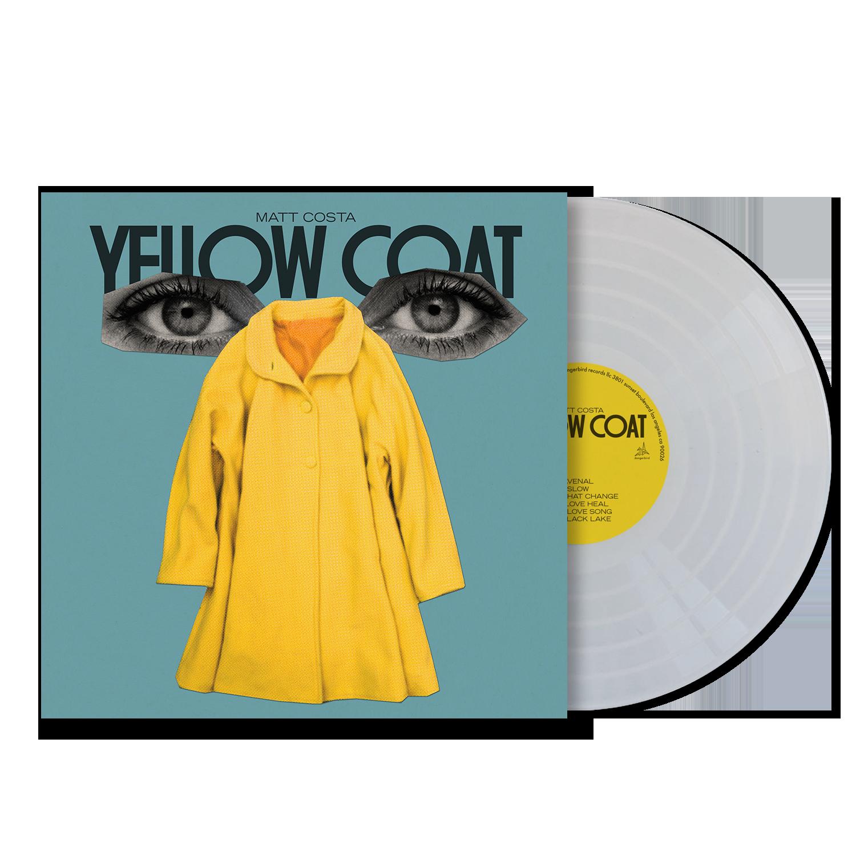 Matt Costa - Yellow Coat - LP Bundle