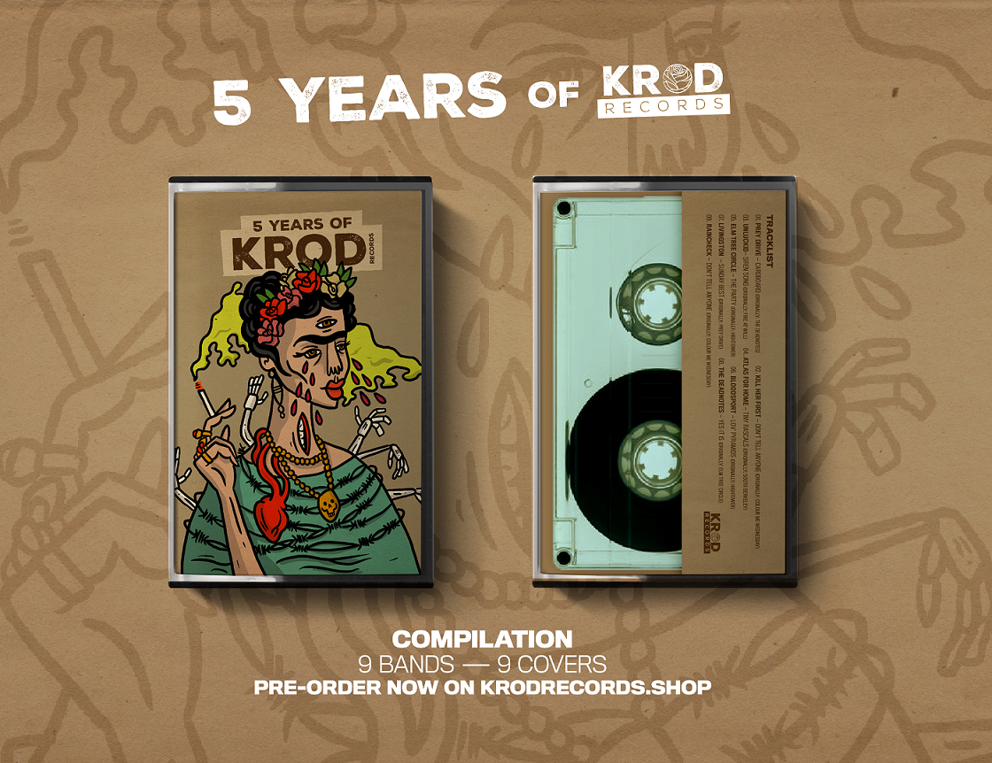 Bundle Krod Records