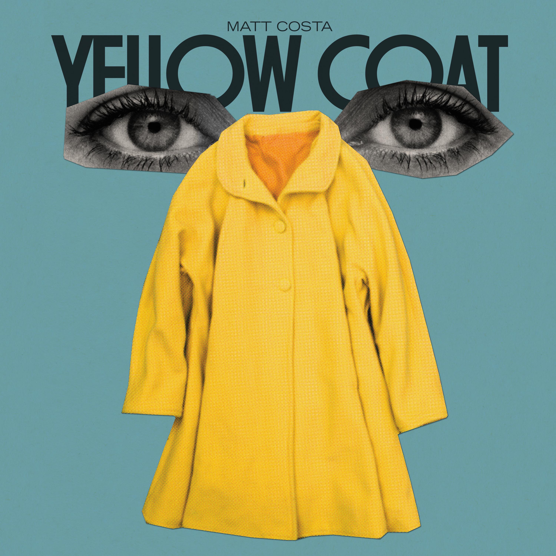 Matt Costa - Yellow Coat - T-Shirt + Digital Album Bundle