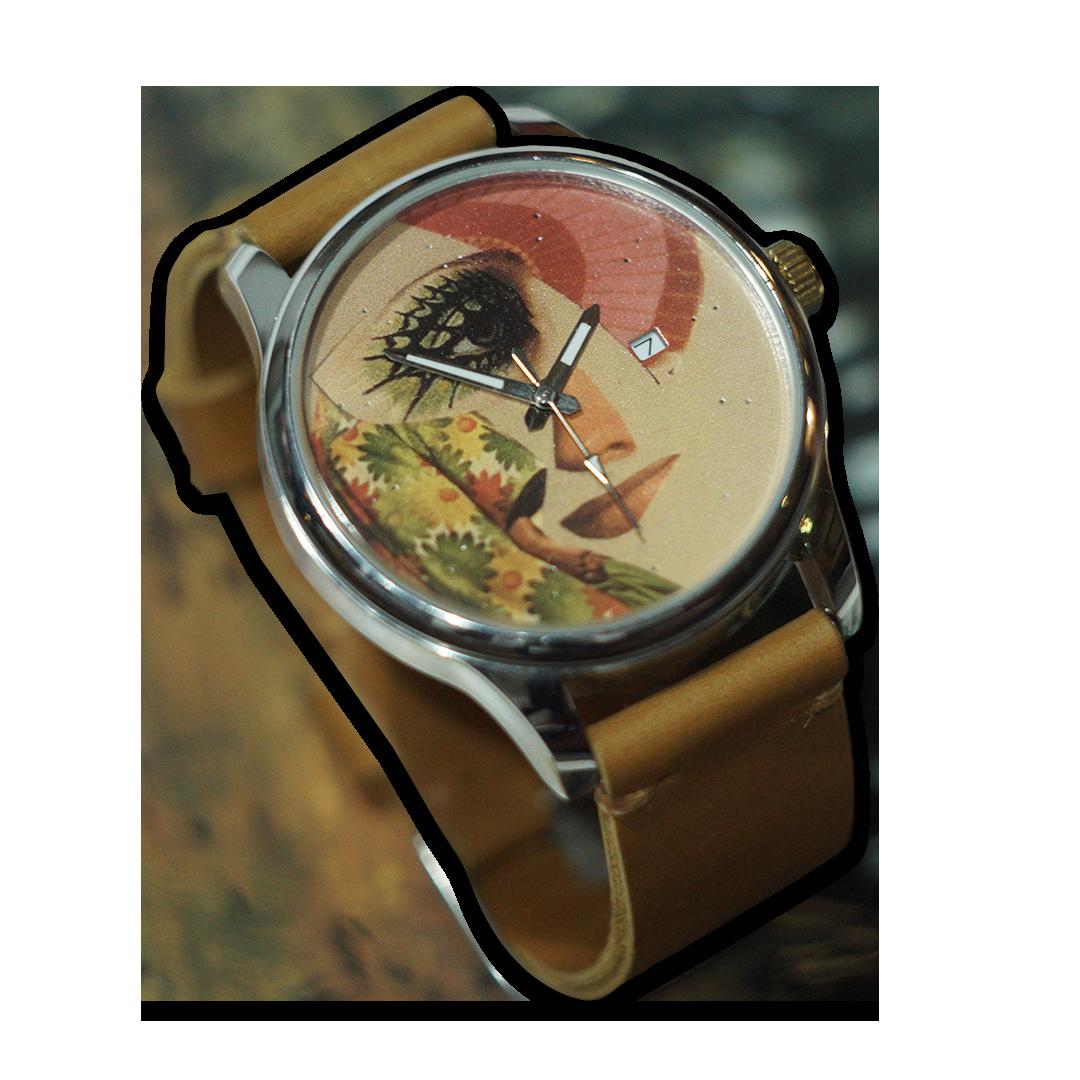Matt Costa - Yellow Coat - Avenal Watch + Digital Album Bundle