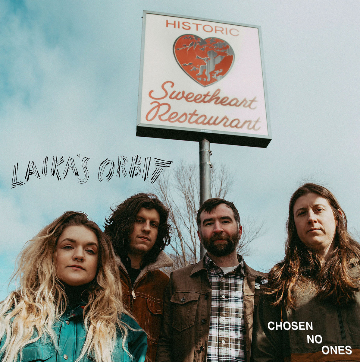 Laika's Orbit - Chosen No Ones LP
