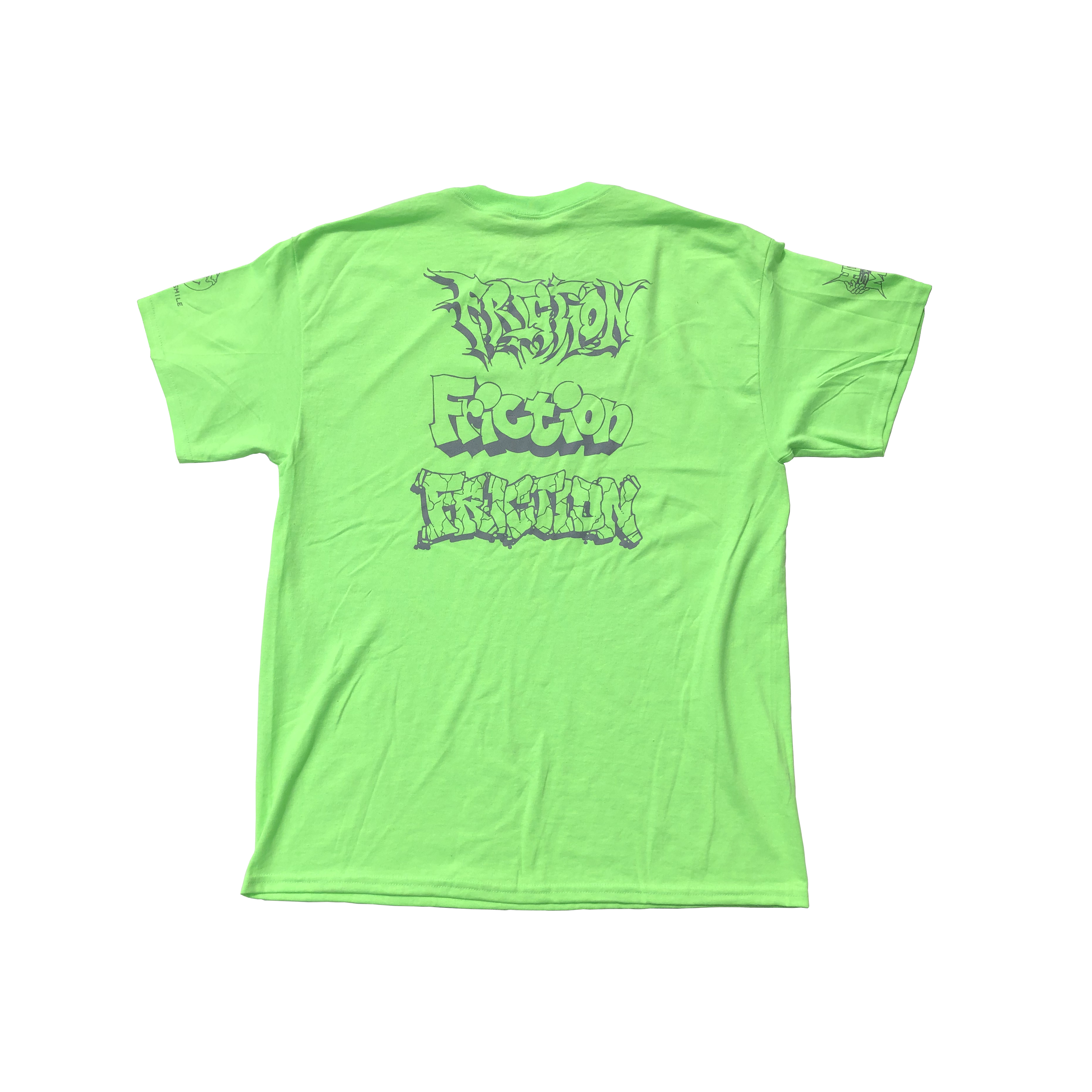 Friction Mosh Insurance Tee - Green