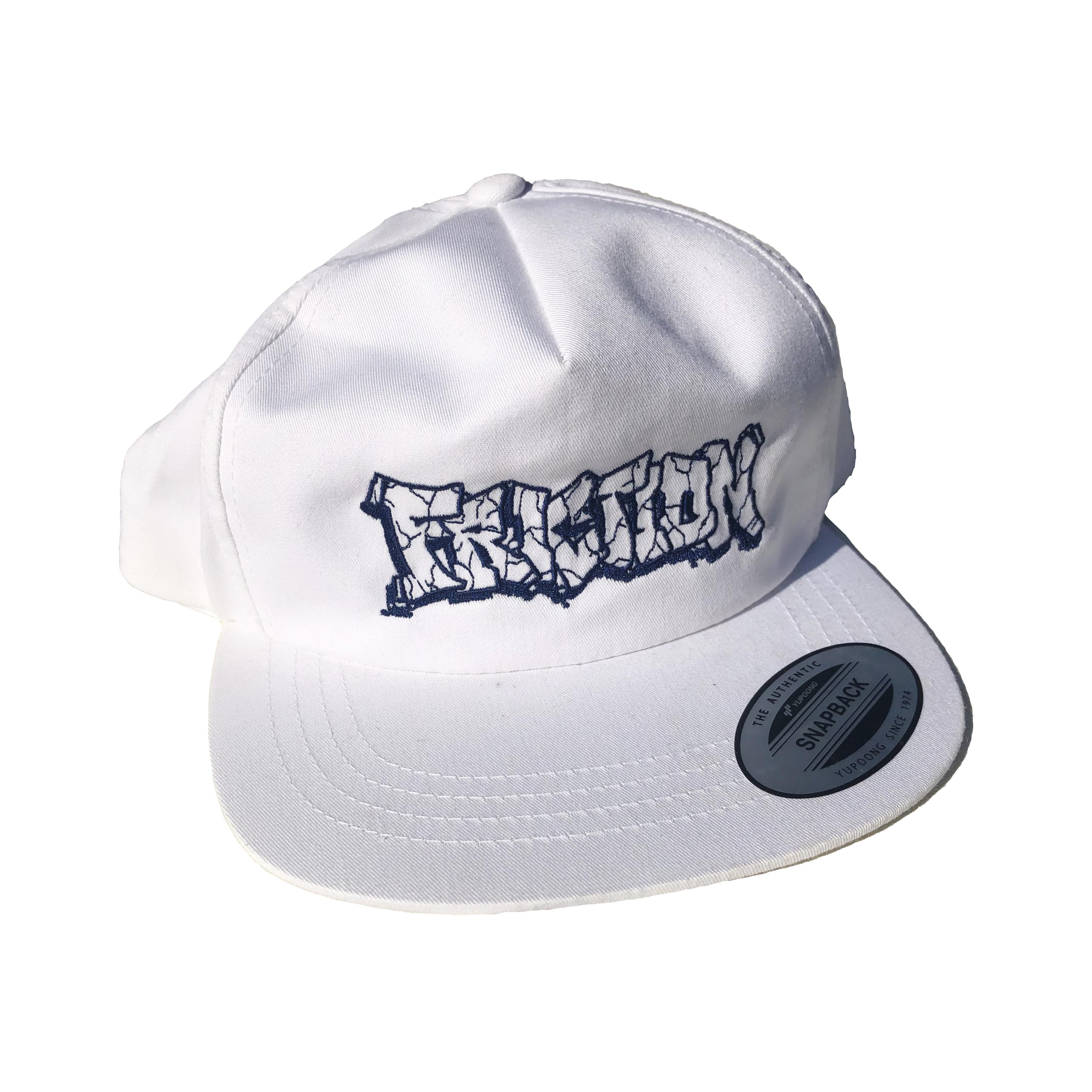 Friction Logo Snap-back