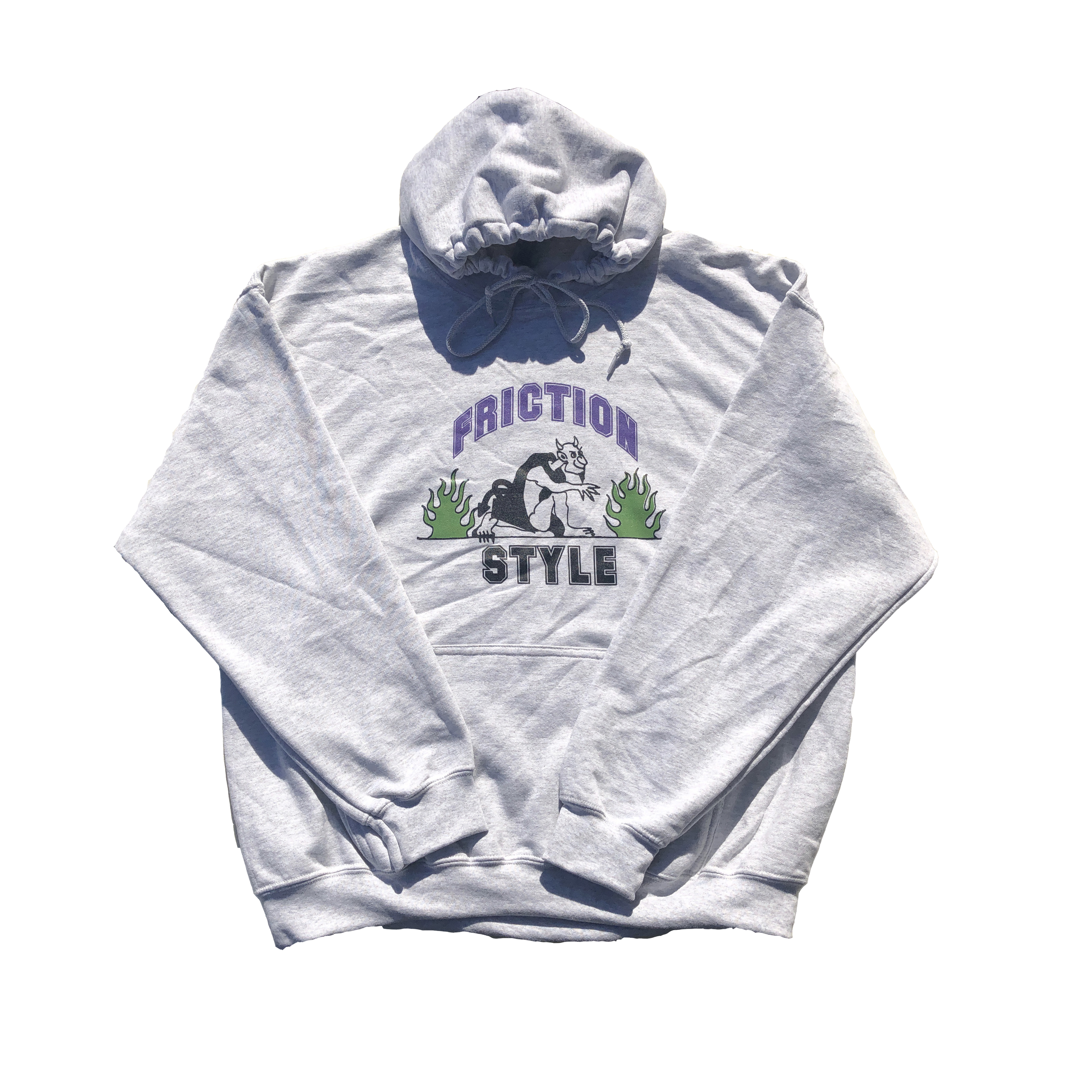 Friction Style Hoodie