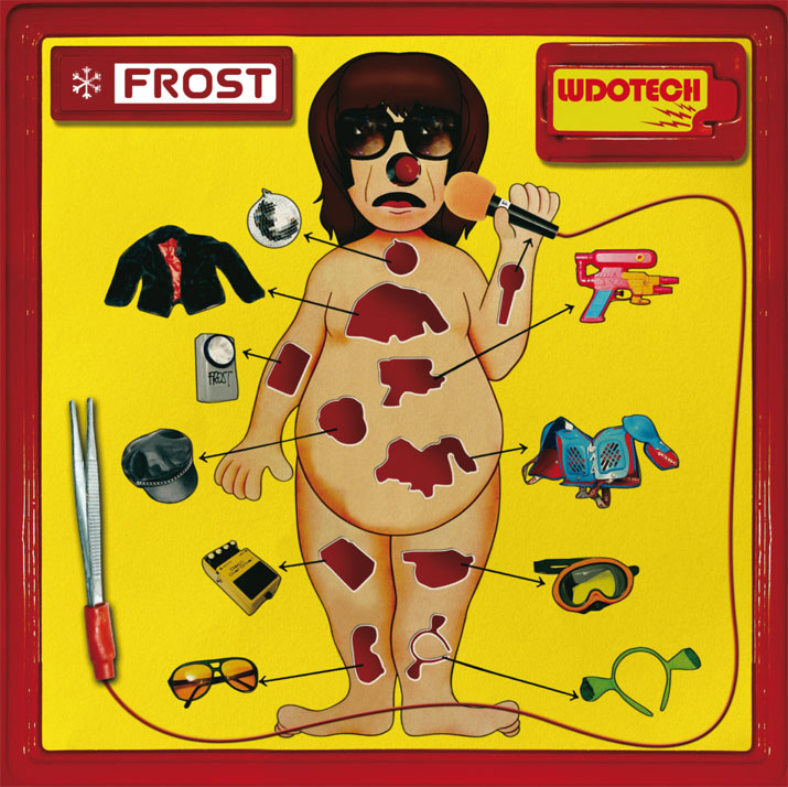 Frost - Ludotech CD