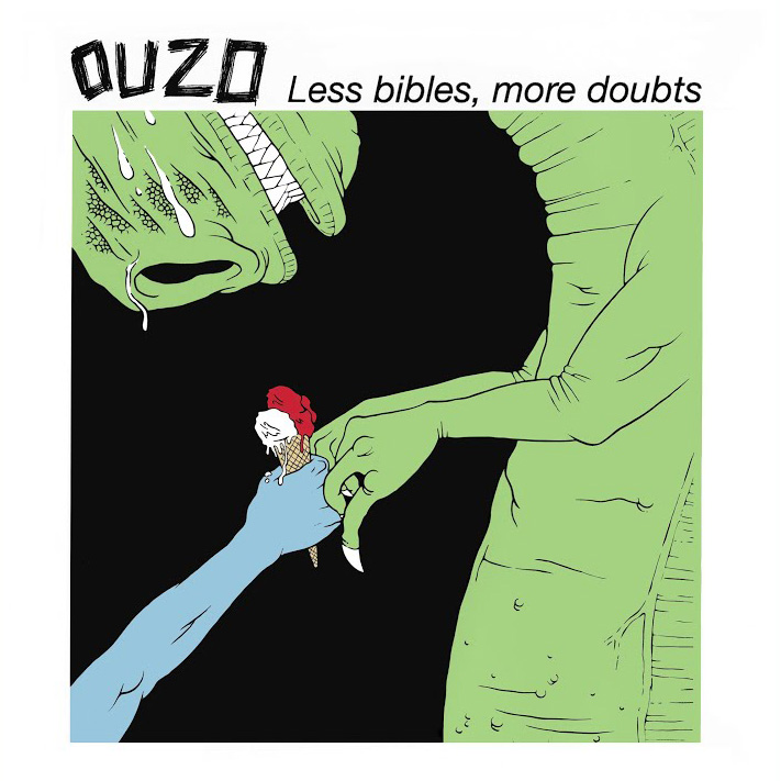 Ouzo - Less Bibles, More Doubts CD