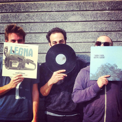 Gazebo Penguins - Legna CD/LP
