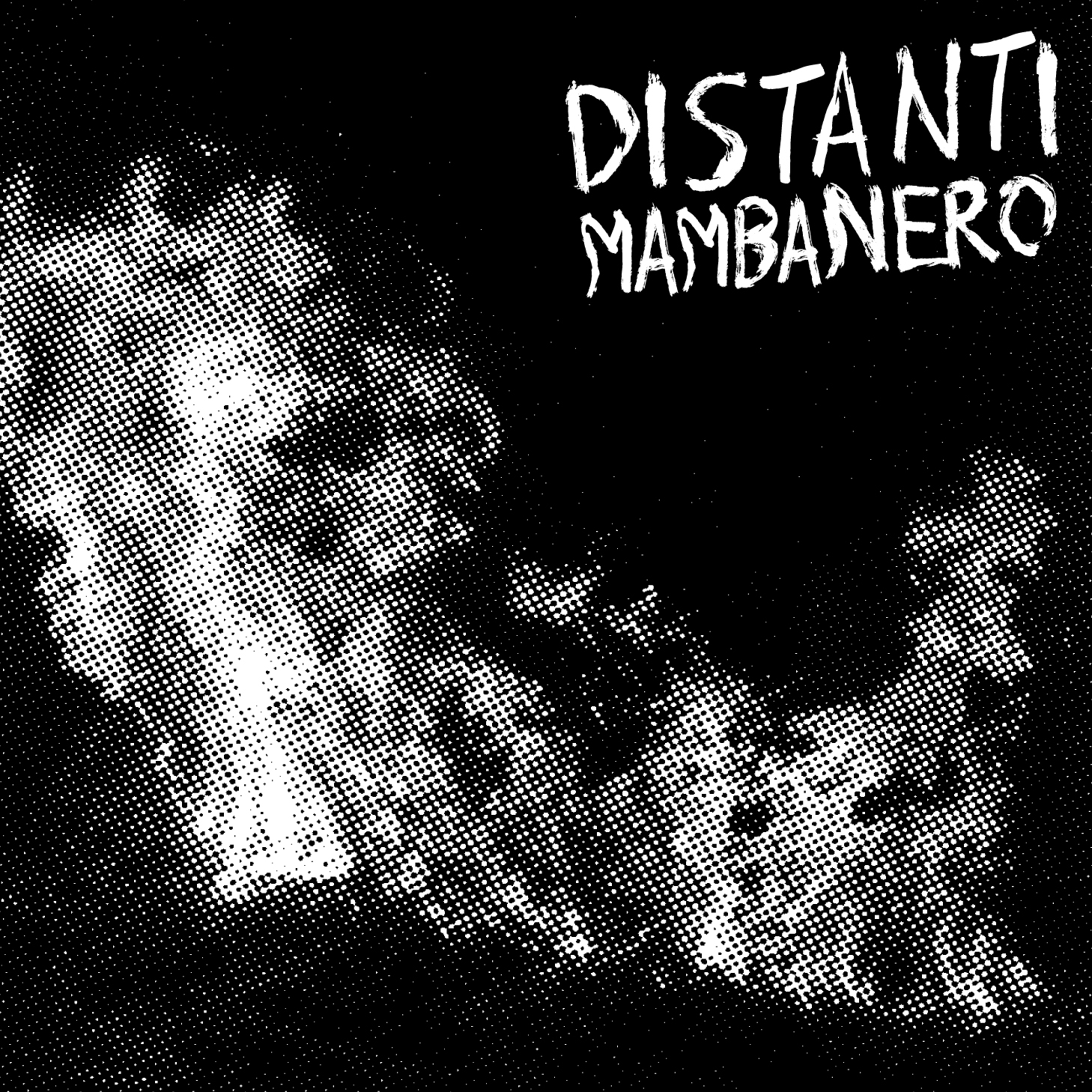 Distanti - Mamba Nero CD