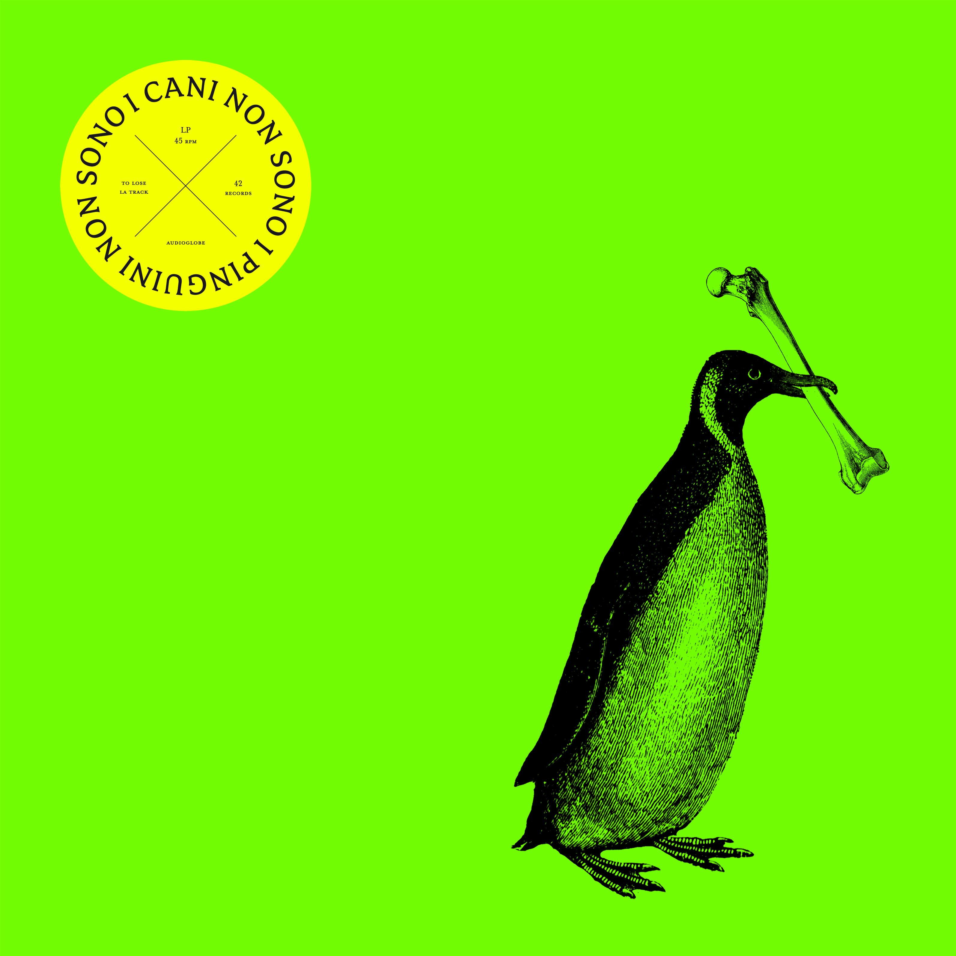 Gazebo Penguins / I Cani - I cani non sono i pinguini, i pinguini non sono i cani split 10''