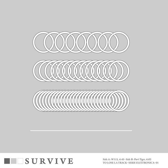 SURVIVE - W115 / Part Tiger 7''