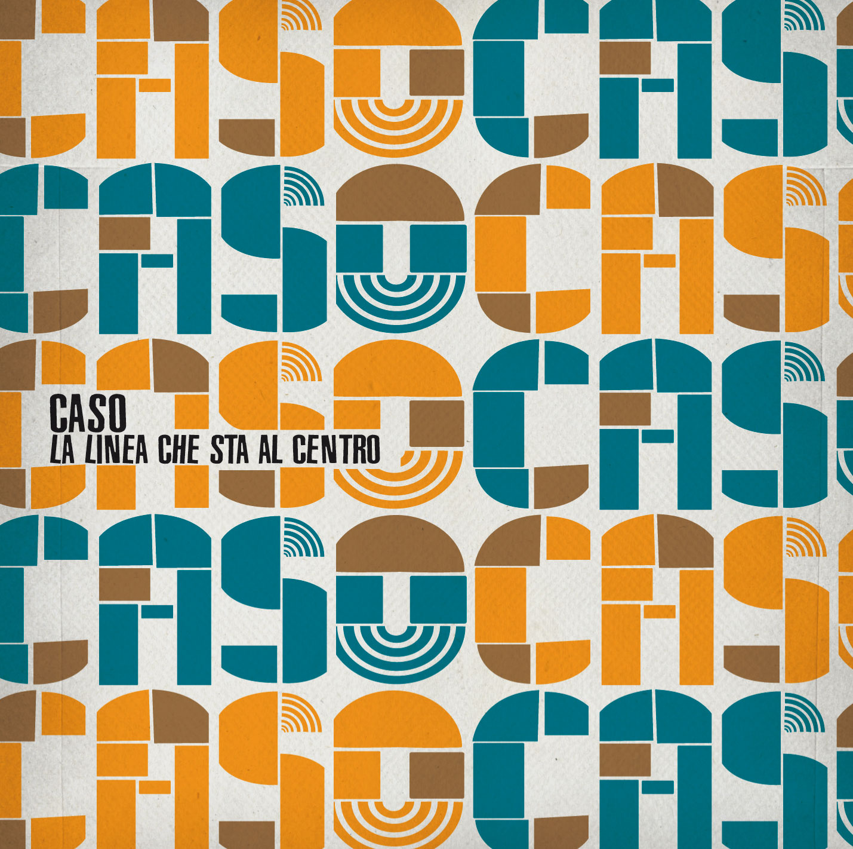 Caso - La linea che sta al centro CD