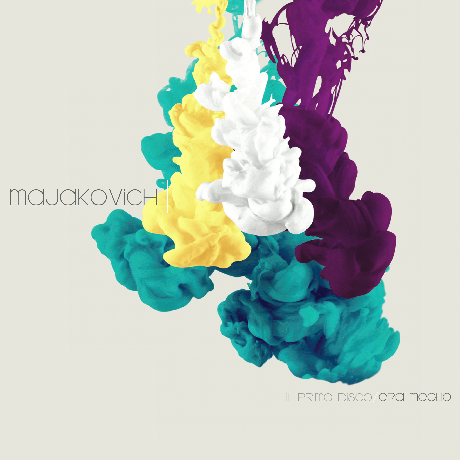 Majakovich - Il primo disco era meglio CD