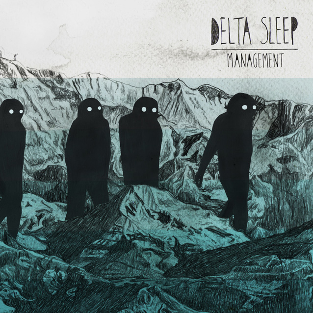 Delta Sleep - Management (+ bonus track) LP