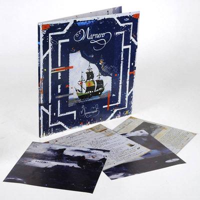 Marnero - Il sopravvissuto CD/LP