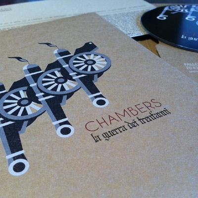 Chambers - La guerra dei trent'anni CD/LP