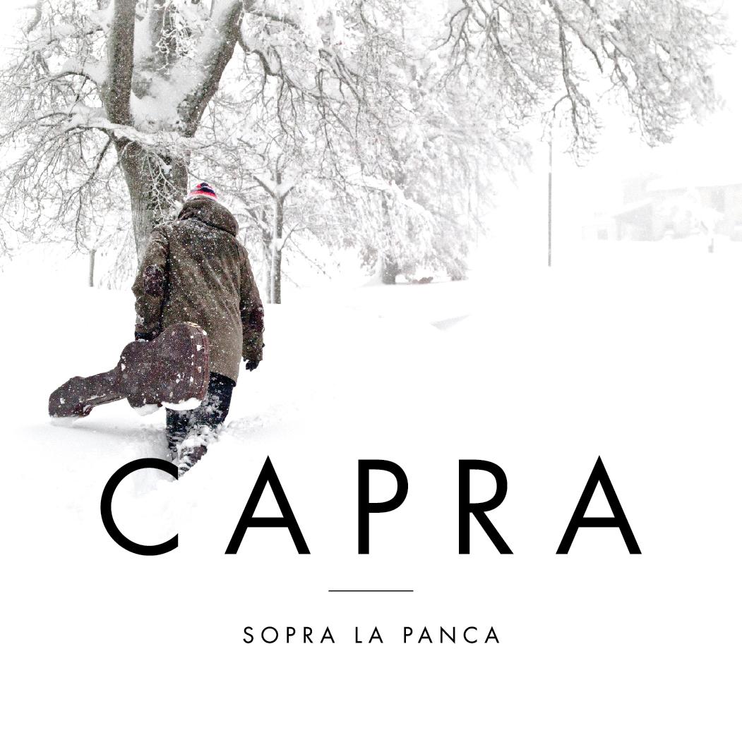 Capra - Sopra la panca CD/LP