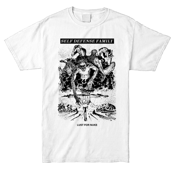 Self Defense Family - Lust For Nuke Shirt