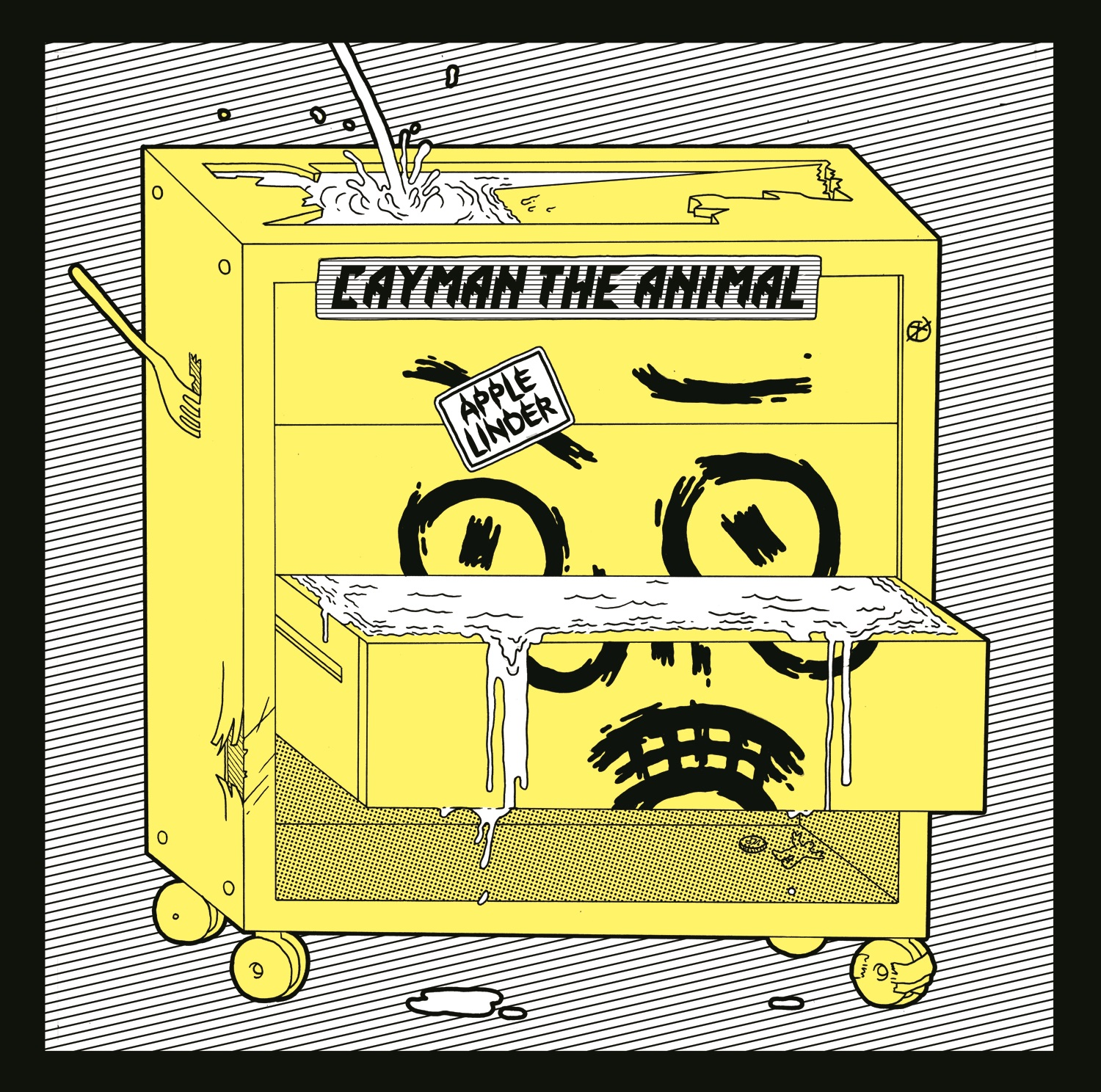 Cayman The Animal - Apple Linder CD