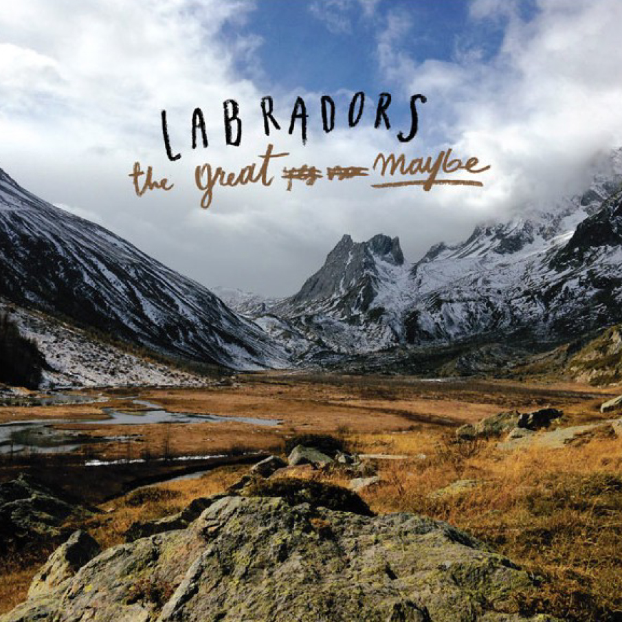 Labradors - The Great Maybe CD/LP