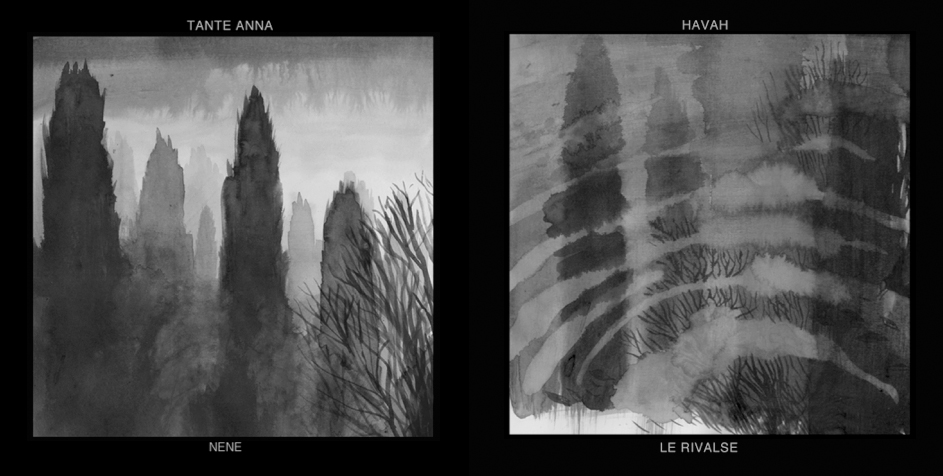 Havah / Tante Anna - 77,84 split 7''