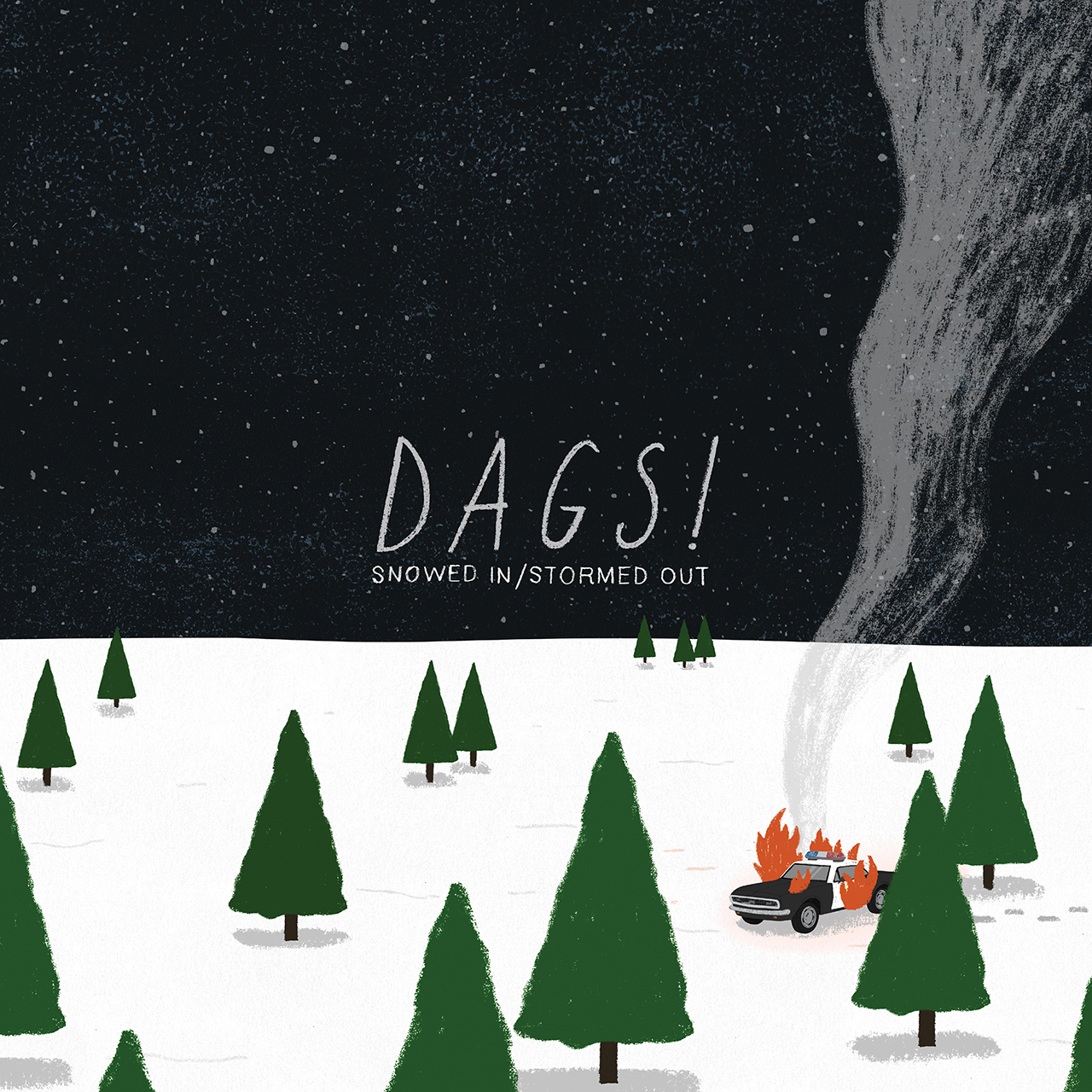 Dags! - Snowed In / Stormed Out Japanese Edition CD