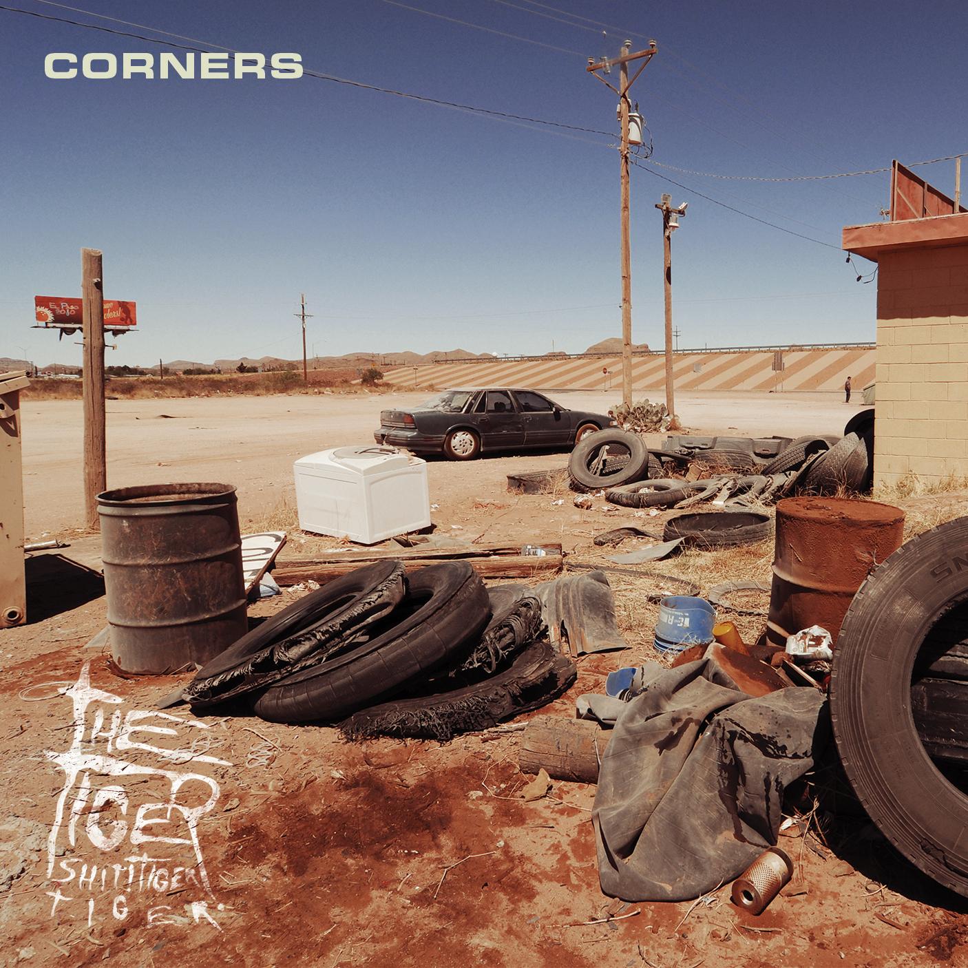 Tiger! Shit! Tiger! Tiger! - Corners CD/LP