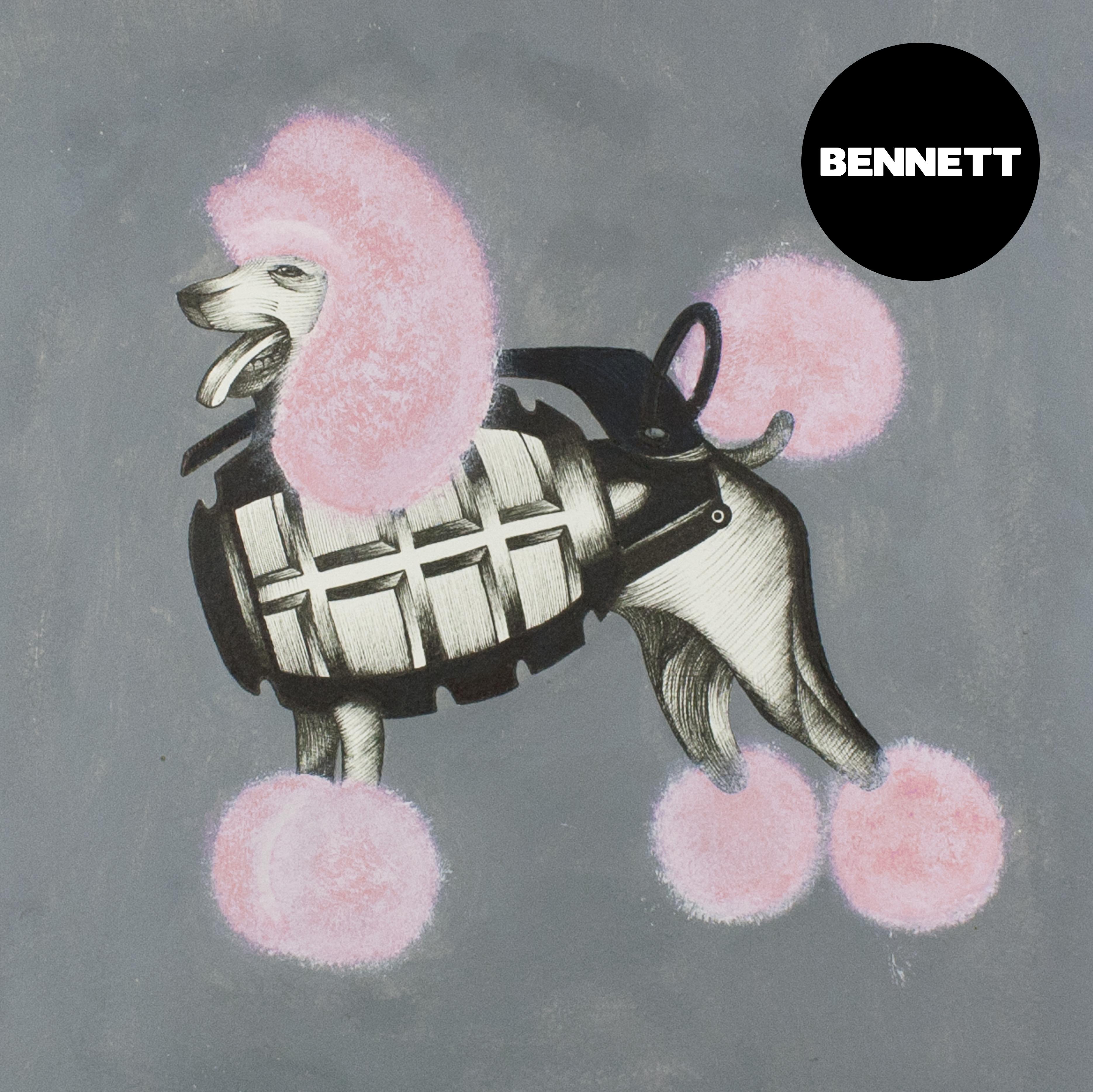Bennett - s/t LP