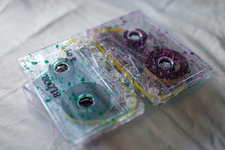 [KPR007] Bloor Self Titled Quarantine Tape
