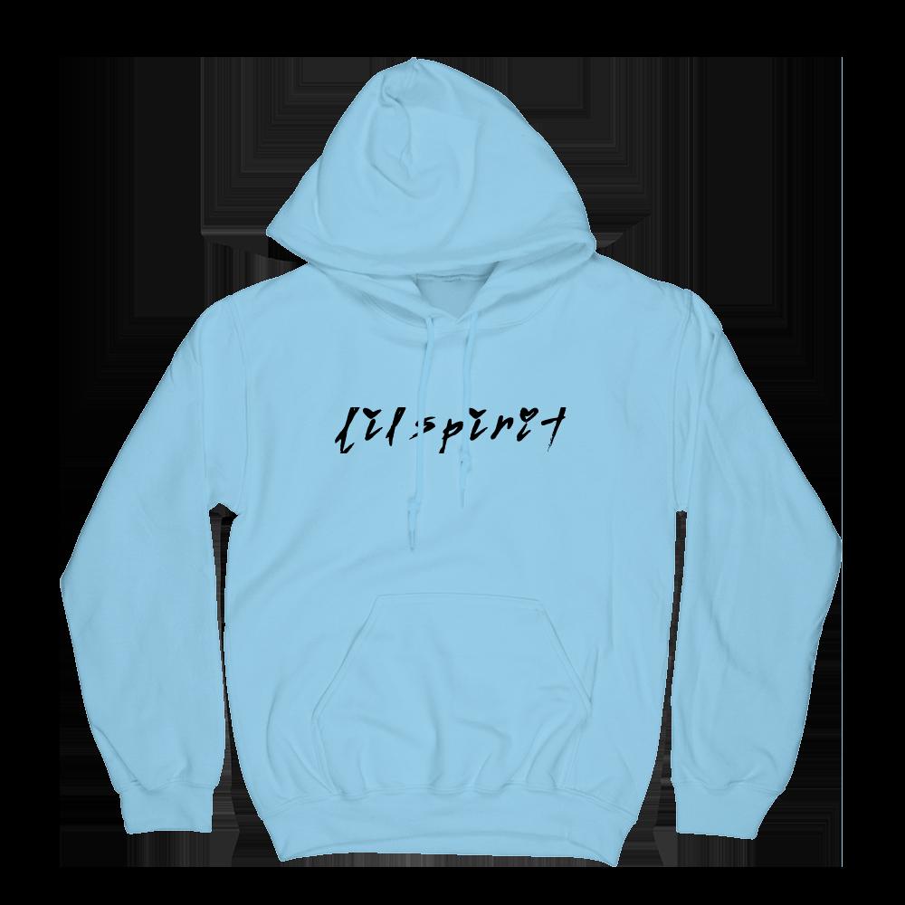 Logo Hoodie - Blue