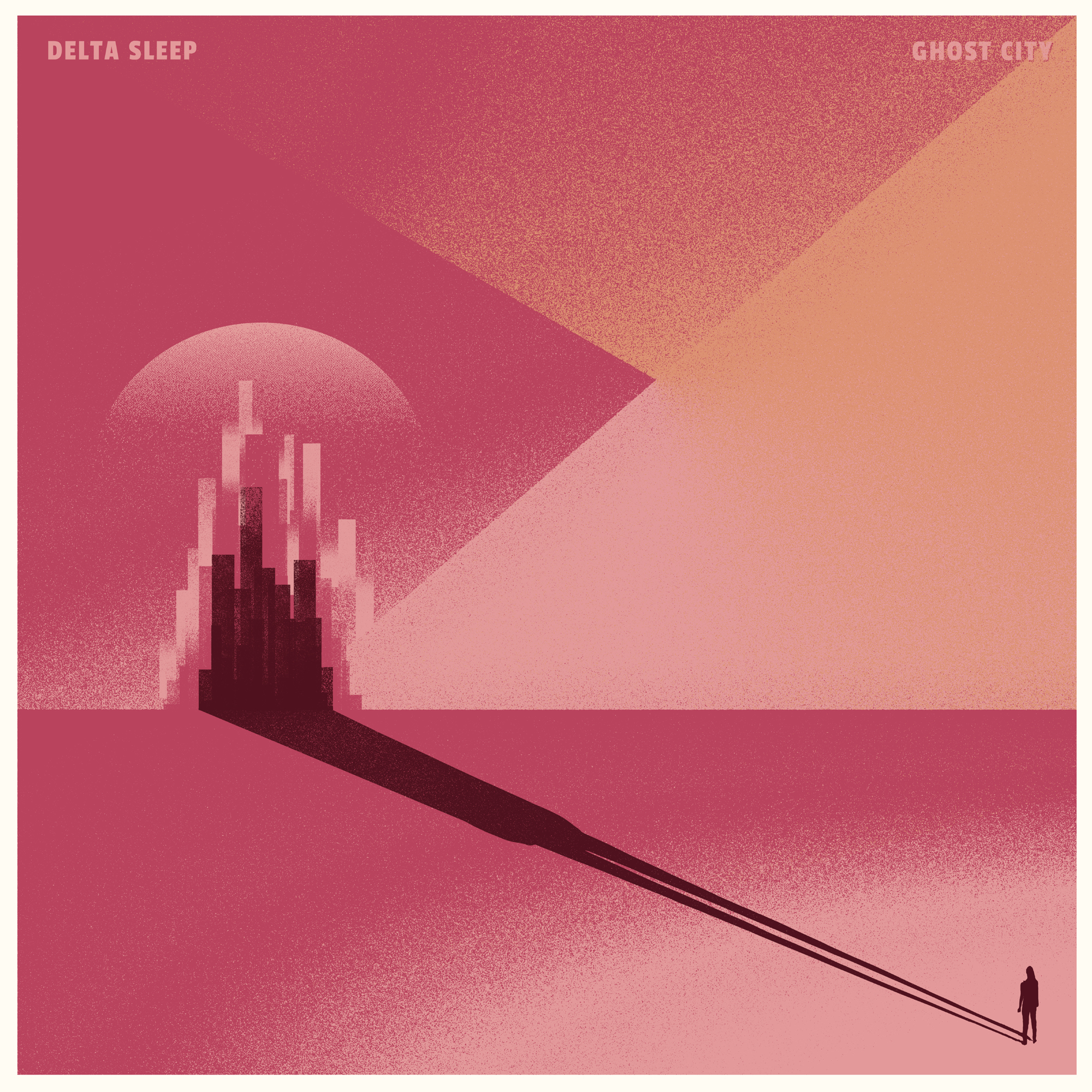 Delta Sleep - Ghost City CD/LP