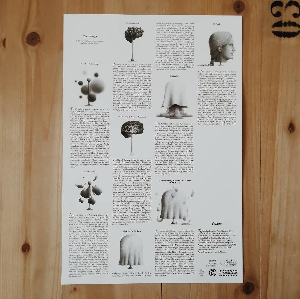 Urali - Ghostology CD