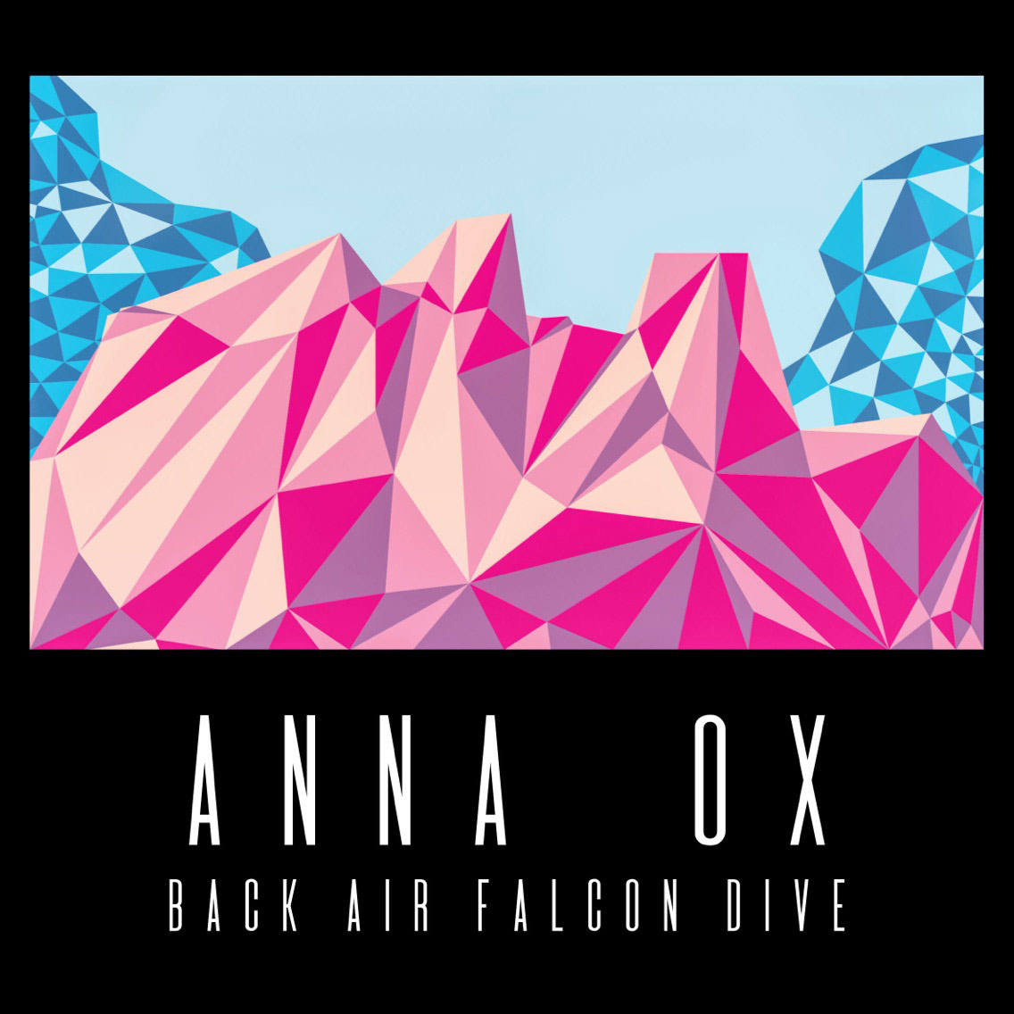 Anna Ox - Back Air Falcon Dive CD