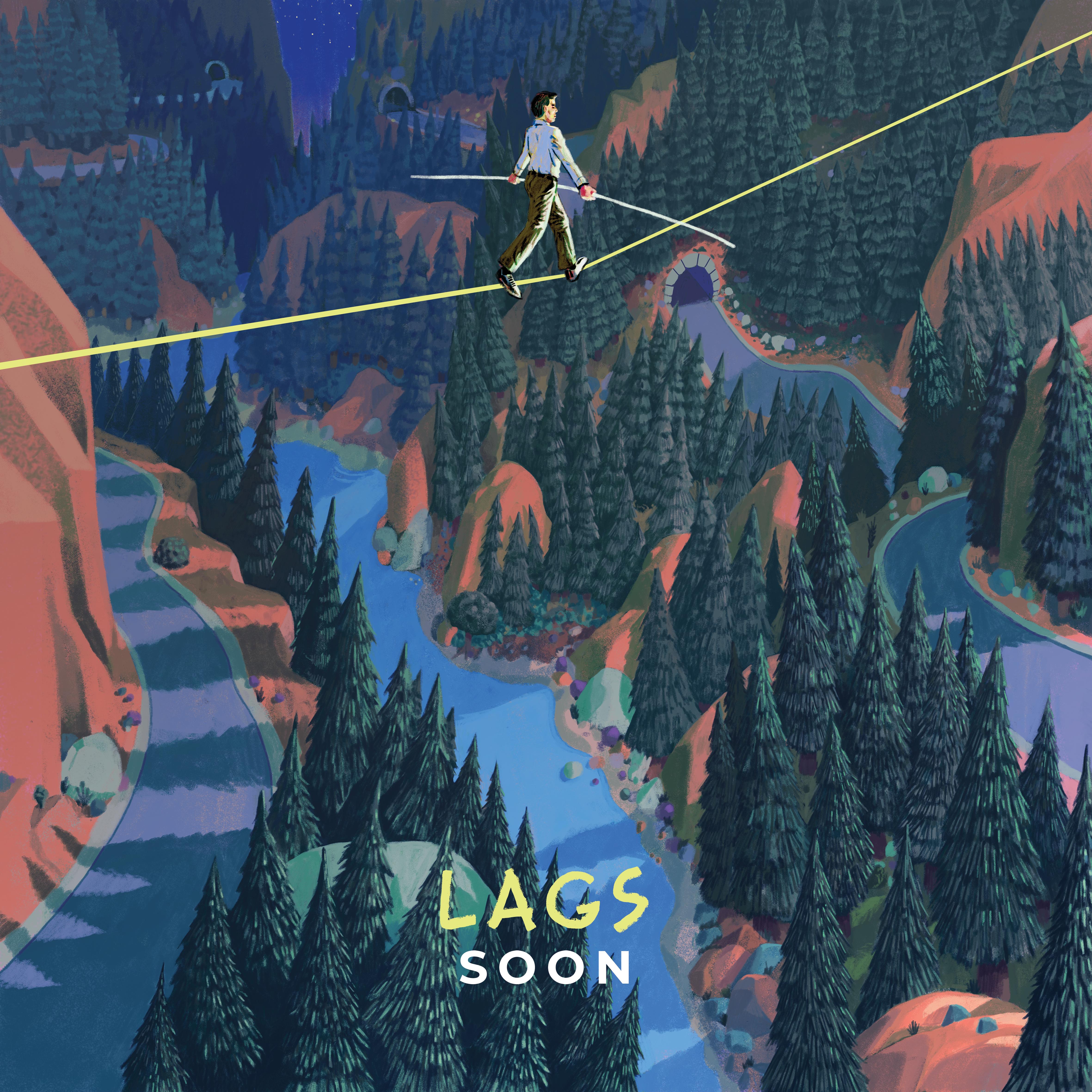 Lags - Soon CD