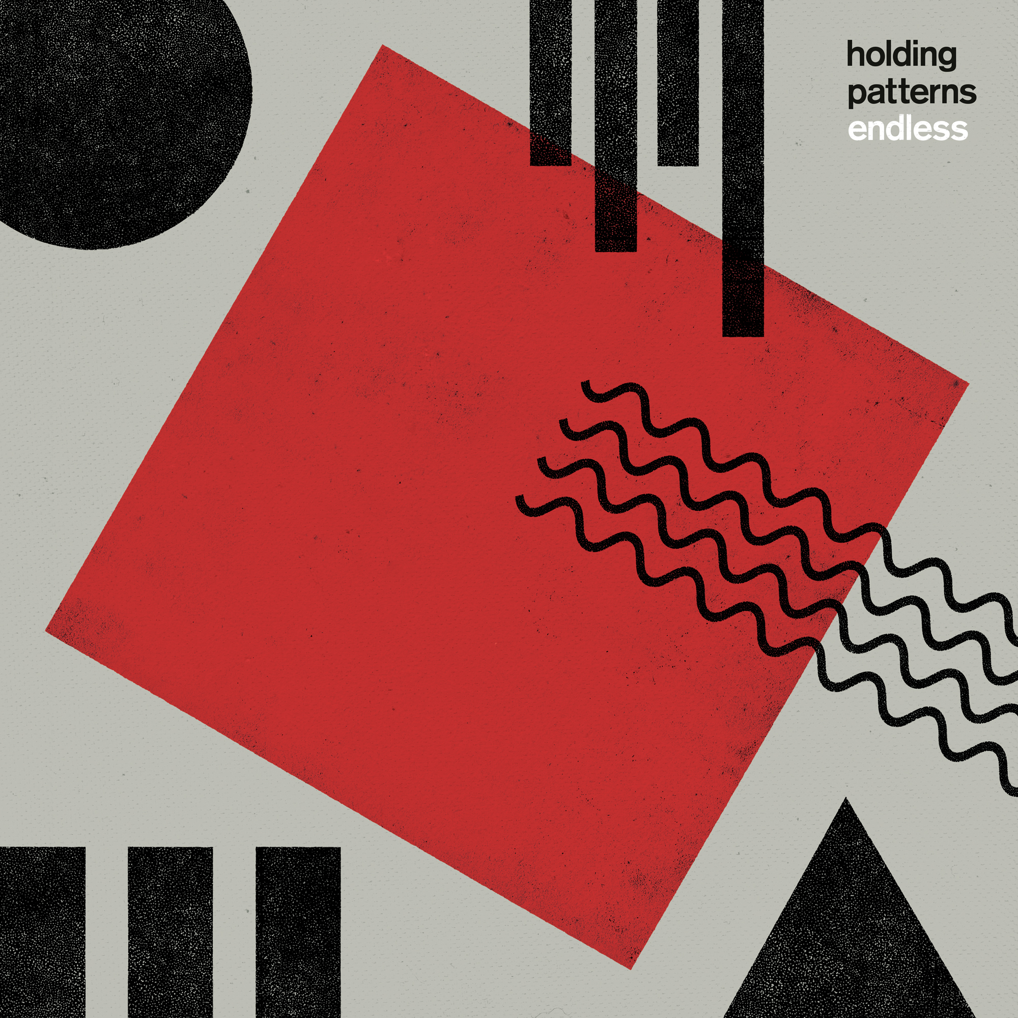 Holding Patterns - Endless LP doppio