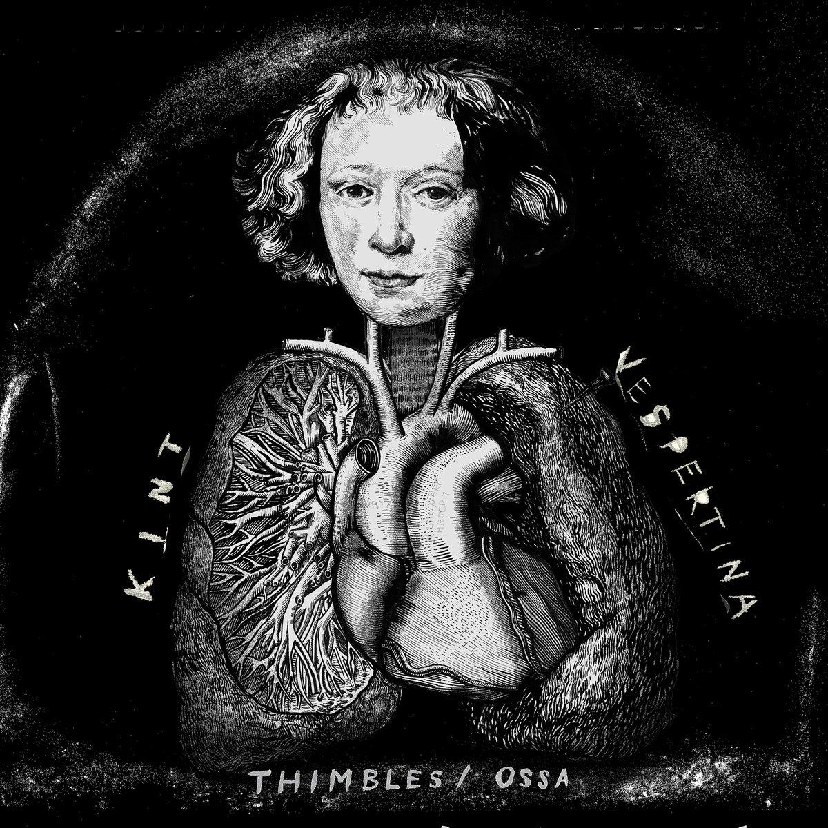 Kint / Vespertina - Thimbles / Ossa split CD