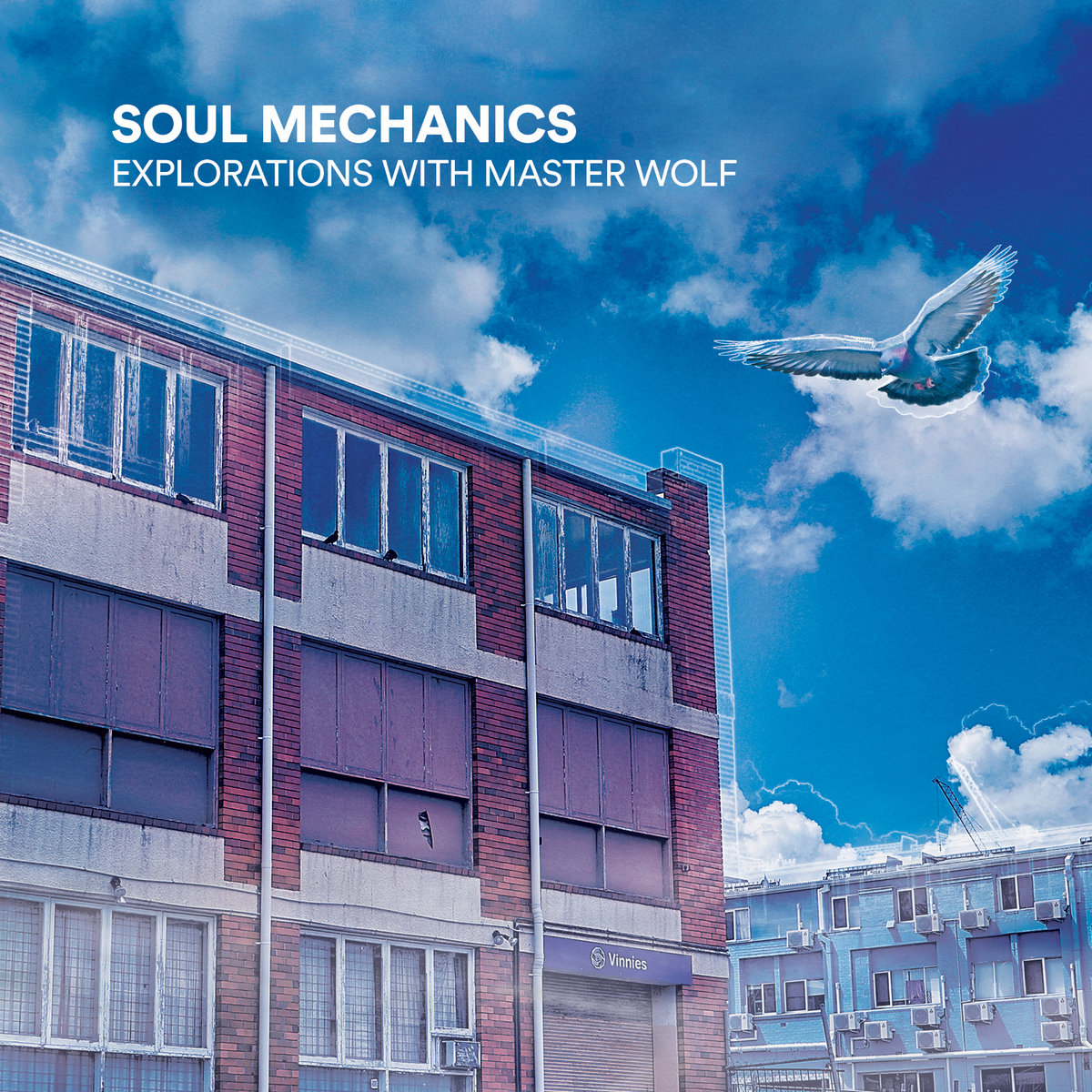 Soul Mechanics - 'Explorations With Master Wolf' [EP]