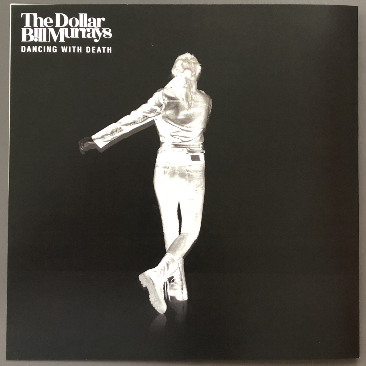 The Dollar Bill Murrays - 'The Shape You Take' b/w 'Dancing With Death'
