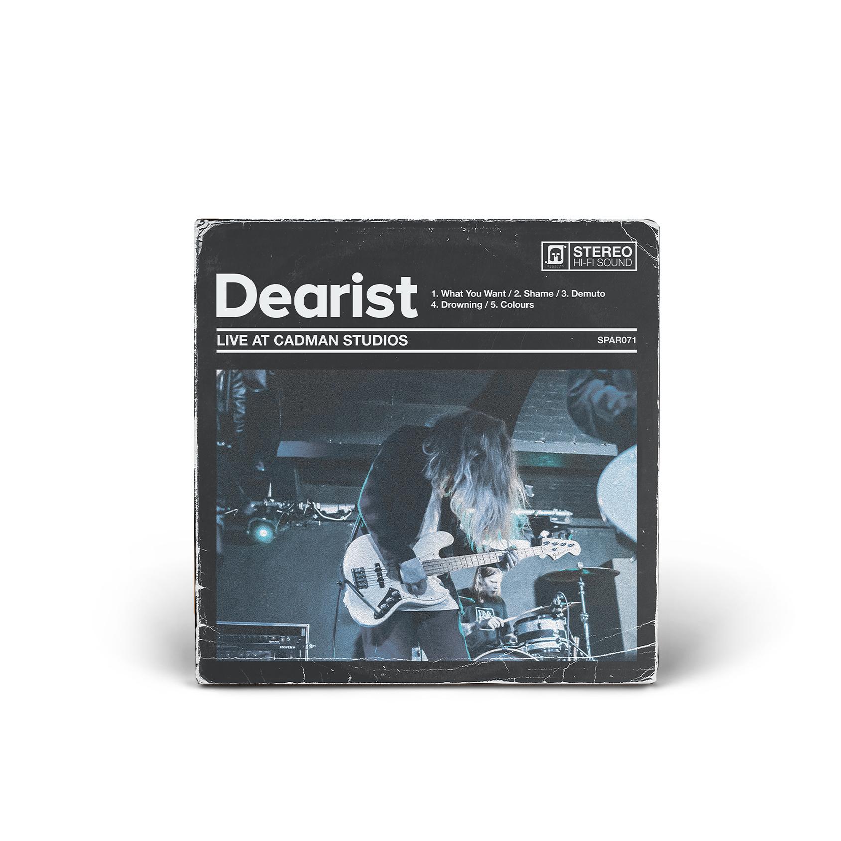 Dearist - Live at Cadman Studios EP