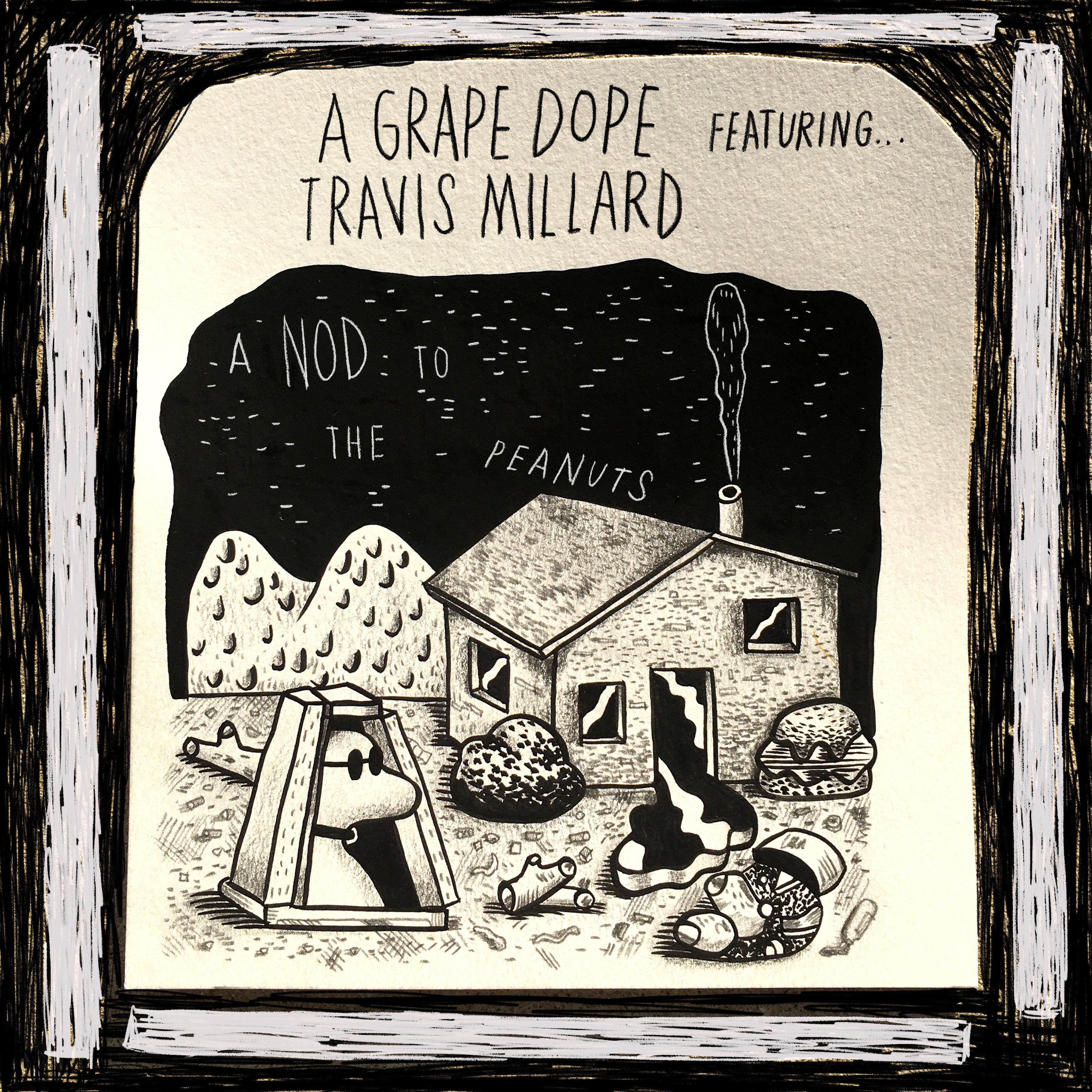 A Grape Dope - Nod to the Peanuts - Single