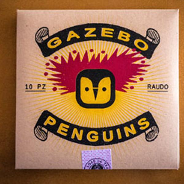 Gazebo Penguins - Raudo CD/LP